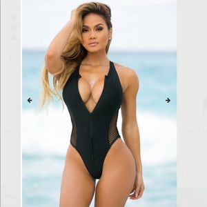 Other - DOUBLE OH SEVEN ONE PIECE SWIMSUIT
